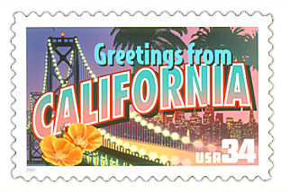 California Stamp